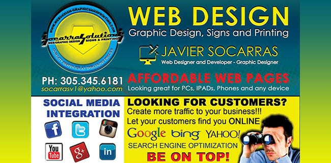 Best Palm Beach Web Design Services
